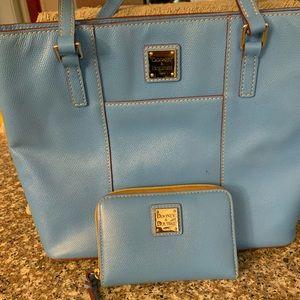 Dooney & Burke Handbag and Wallet